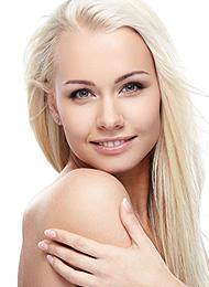 Geile blonde Frauen