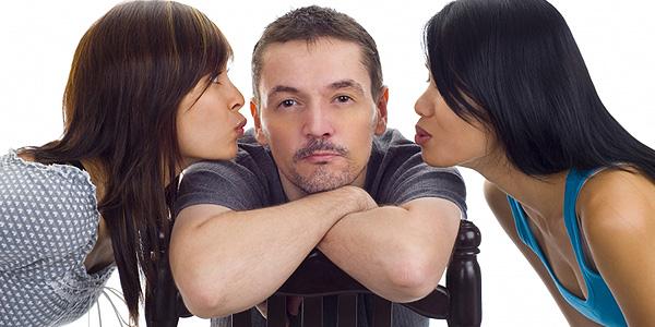 Sex mit 2 Frauen